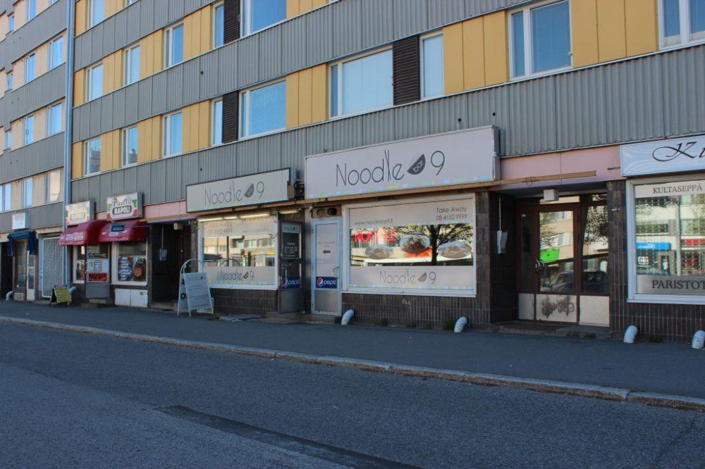 Noodle Bar 9 Tuiran ravintola