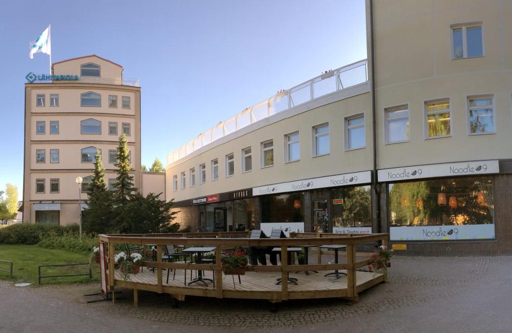 Noodle Bar 9 Oulun keskustan ravintola